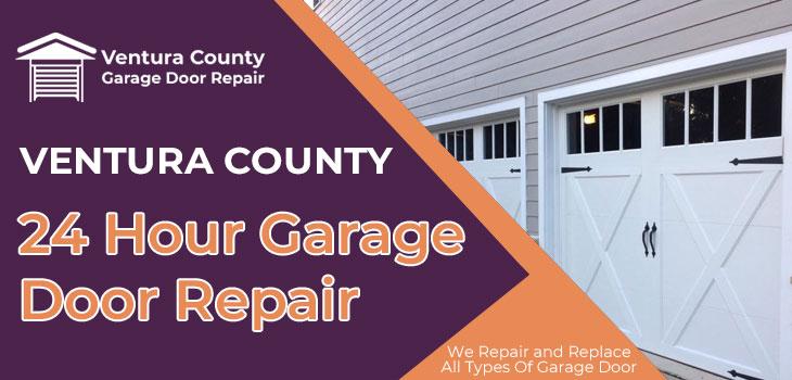 Best 24 Hour Garage Door Repair Ventura, All County Garage Door